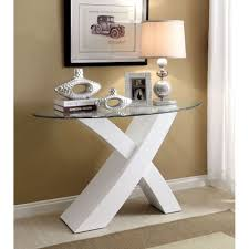 white sofa table with storage. Simple Storage Full Size Of Modern Glass Top White Base Xtres Sofa Table Furniture Home  Loldev Used End  To With Storage