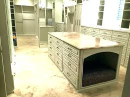 closet island with drawers master islands painted ideas drawer