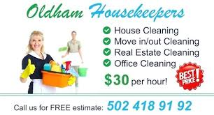 How To Price A House Cleaning Job House Cleaning Rates Dicuerfashion Info