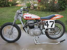 1971 bsa 750 trackmaster flat track racer top of the line