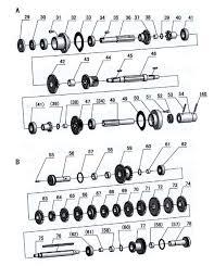 Ersatzteile spare parts d560 optimum 7 11 ersatzteilzeichnung vorschubgetriebe 2 von 4 drawing spare