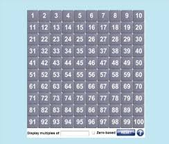 Interactive 120 Number Chart Hundreds Chart Interactive Smart Board Activity Pbs