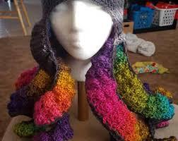 Crochet Octopus Hat Pattern New Updated Crochet Octopus Hat Aka Twisted Kraken PATTERN Pls Etsy
