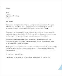 How To Write A Grant Application Cover Letter For Funding Proposal ...