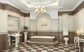 white shade chandelier and table lamp for bathroom lighting thumbnail bathroom lighting scheme