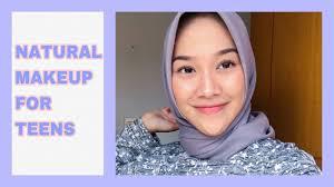 makeup natural untuk remaja simple makeup dan pemula no makeup makeup look
