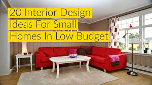 Design Ideas For Homes On A Budget