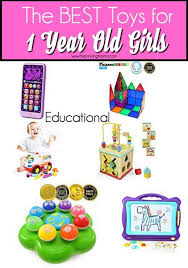 educational toy ideas for 1 year old s