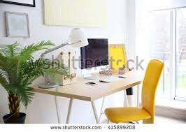 free home office. Stylish Workplace With Computer At Home Free Office T