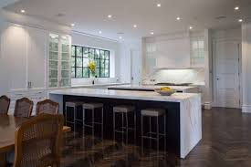 l shaped kitchen designs with breakfast bar design charming eat in collection