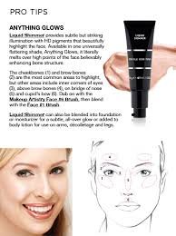 anything glows tips for applying liquid shimmer how to apply highlighter to face