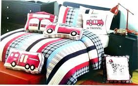 fire truck bedding set sets toddler twin bed sheets crib comforter re p firetruck bedding fire truck
