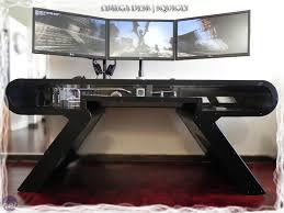 omega desk by daniel fessler squigly