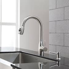 Kohler Barossa Kitchen Faucet Home Depot Kitchen Faucets Touchless Glacier Bay Touchless