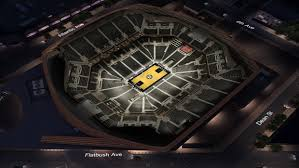 Barclays 3d Seating Chart Brooklyn Nets Virtual Venue By Iomedia