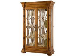 Tommy Bahama Home Island Estate 531-864 Mariana Display Cabinet with  Lighted Interior | Baer's Furniture | China Cabinets