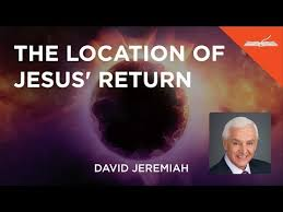 David Jeremiah Free Prophecy Chart The Location Of Jesus Return With Dr David Jeremiah