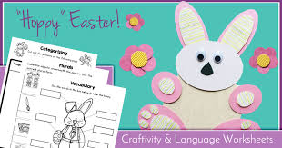 Easter Speech and Language Activities for Speech Therapy ...