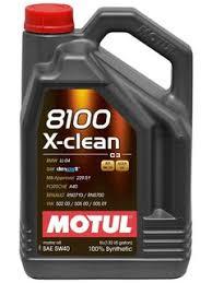 «<b>Масло Motul</b> 8100 X-clean 5W40 <b>моторное синтетическое</b> 5 л ...