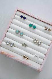 top 25 best diy jewelry organizer ideas on