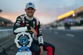 Often cheery, sometimes goofy, frequently daring, and saturday … victorious. Chevy Ntt Indycar Series Streets Of St Pete Chevrolet Powers Rinus Veekay To Rookie Of The Year Speedwaymedia Com
