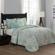 Buy Teal Quilts Sets from Bed Bath & Beyond & Fresco Reversible Queen Quilt Set in Teal Adamdwight.com