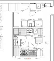 Small Commercial Kitchen Layout The Plimoth Restaurant Design Arcwest Architects Denver