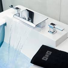 bathroom  winsome modern bathtub  fancy sink using stainless