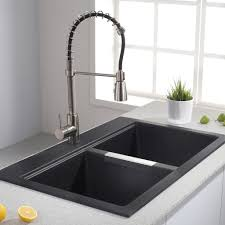 Best Granite Kitchen Sinks Stylish Granite Kitchen Sinks Pbh Architect