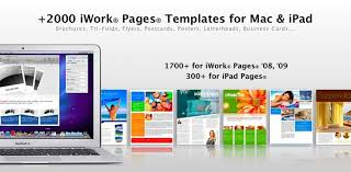 Free Iwork Brochure Templates Free Apple Iwork Pages