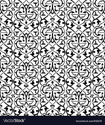 Arabesque Pattern Simple Seamless Arabesque Pattern Royalty Free Vector Image
