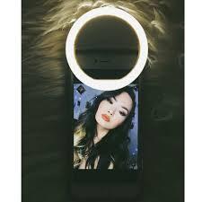 Selfie Ring Light For Makeup Clip On Selfie Ring Light