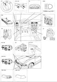 the passenger side headlight on my 2000 s40 has been coming on and volvo v40 headlight wiring diagram at Volvo S40 Headlight Wiring Harness