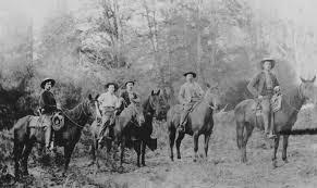 sheriff s posse san bernardino mountains john joseph harris sheriff s posse san bernardino mountains john joseph harris pictured second from the left 1890