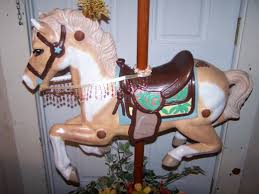 How To Create Your Own Carousel Horse And Stand From Childs