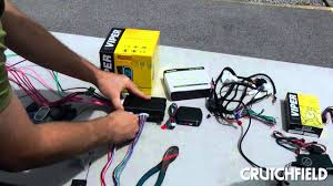 installing a viper remote start system crutchfield video