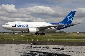 Airbus A310 Seating Chart Air Transat Air Transat Fleet Airbus A310 300 Details And Pictures Air