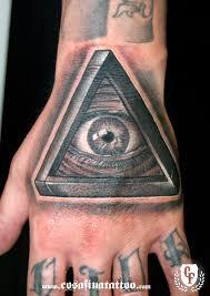 38 Cards In Collection татуировки на тему глаз в треугольнике Of