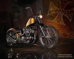 west coast choppers harley davidson motorcycles background