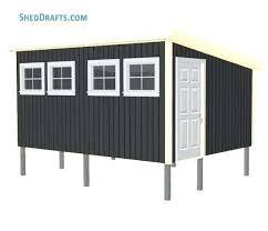 shed plans 12x16 storage shed plans free material list