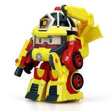 Рой <b>трансформер</b> 10 см + <b>костюм</b> супер пожарного от <b>Silverlit</b> ...