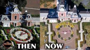 Michael Jackson's Neverland Ranch - What it Looks Like Now as 'Leaving  Neverland' Documentary Debuts - YouTube