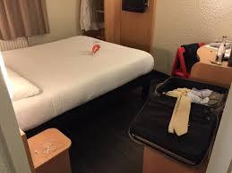 the bedroom expo. ibis paris brancion expo 15eme: small but cosy and brand new bedroom. the bedroom