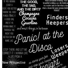 Panic At The Disco Quotes New Media Tweets By Panic At Disco Quotes DiscoQuotes Twitter