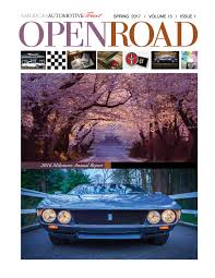 OpenRoad - Spring 2017 - Volume 13 / Issue 1 by LeMayACM - issuu