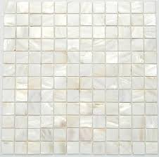 mirage glass shell series white s 11