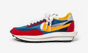 Sacai X Nike Ldwaffle Blazer Mid How Where To Buy Tomorrow