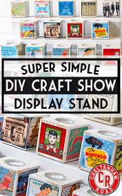 Craft Show Display Stands Super Simple Craft Show Display Stand cheltenhamroad 34