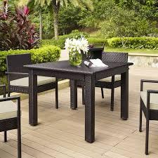 Amazoncom  Crosley Furniture Palm Harbor Outdoor Wicker 29inch Palm Harbor Outdoor Furniture