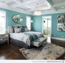 Bedroom  Peroconlagr Blue Accent Wall Bedroom Ideas Plus Blue Gray And Blue Bedroom
